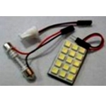 Led-panel-15-led-2W-autos-led-LLAPANEL15L5050CW