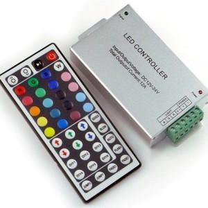 Led-vezerlo-infras-144W-44-gombos-LLSZVINFRA144W44K