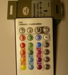 RGB-144W-infras-24-gombos-vezerlo-LLSZVINFRA144W24K