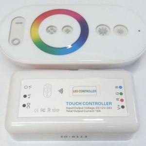 uj-RGB-216W-radios-erintos-vezerlo-LLSZRADIO216WE